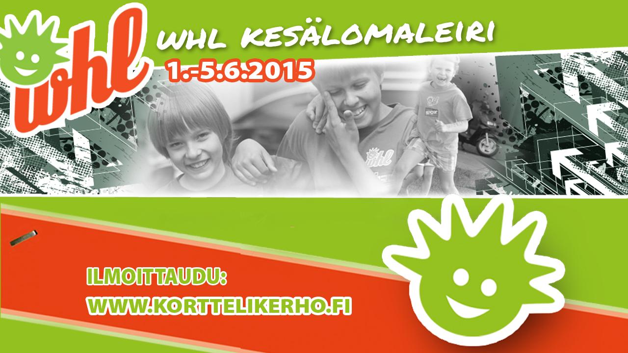 KORTTELIKERHON KAUSI 2014-2015 PÄÄTÖKSEEN
